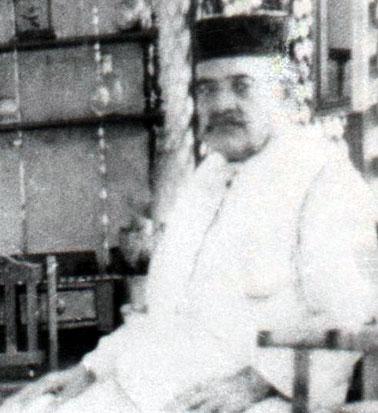 Meher Baba's father - Sheriar M. Irani