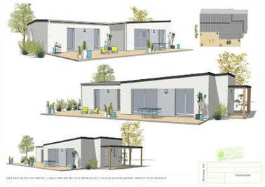 Maisons Kernest, constructeur pour construire votre quotidien dans une belle maison neuve sur terrain à Orvault (44700)
