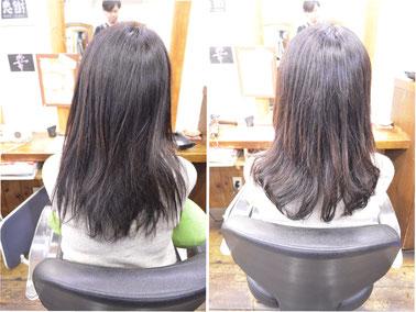 縮毛矯正 | 縮毛矯正をかけた髪にはパーマはかからない-横浜で人気の美容室YUME-YUI~夢結~