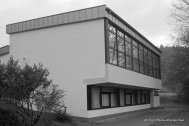 Jugendheim der Prot. Kirchengemeinde Altenkirchen