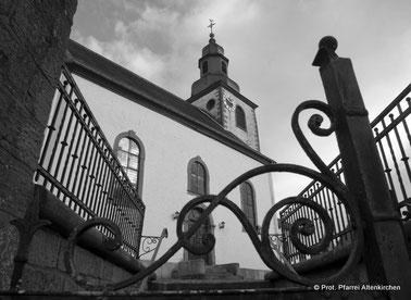 Protestantische Kirche Altenkirchen