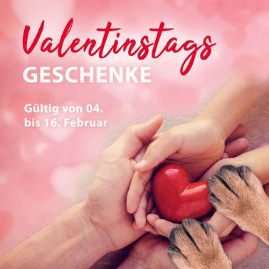Die nächste Gelegenheit, dem oder der Liebsten zu zeigen, was Er oder Sie einem bedeutet: der Valentinstag.