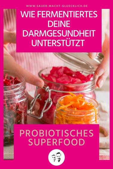 Probiotisches Superfood für einen gesunden Darm