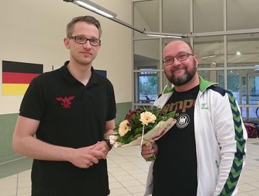 Verabschiedung von Peter Kalkowski als Technischer Leiter (Foto: Bianca Mahlich)