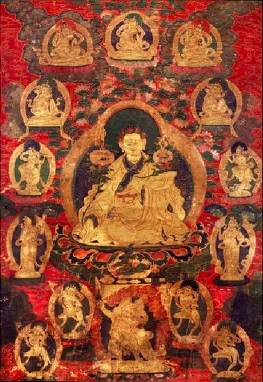 médecine tibétaine sowa rigpa conscience corps parole esprit
