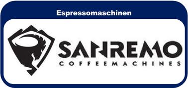 San Remo Siebträger Espressomaschinen Chur Schweiz