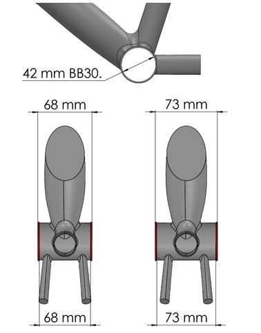 BB30 Bottom Bracket
