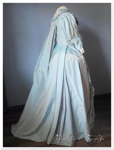 18. Jahrhundert Robe à la Française