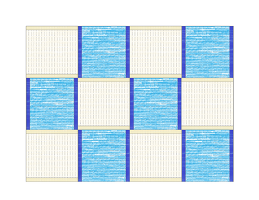 琉球畳の敷き方