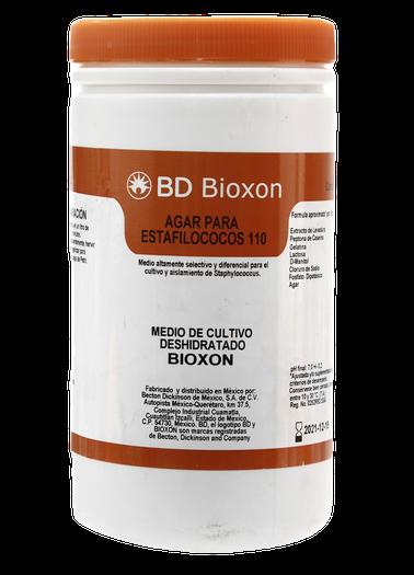 210500 BD Bioxon® Agar Estafilococos No.110, 450 g