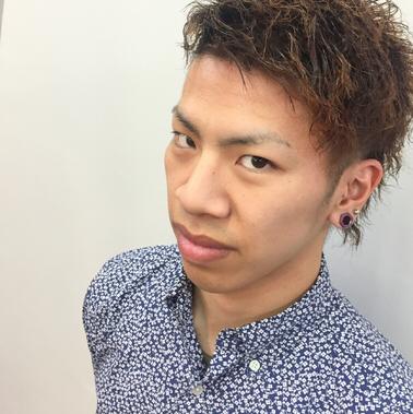 横浜の無責任美容師☆奥条勇紀☆スタッフ紹介 わたる編