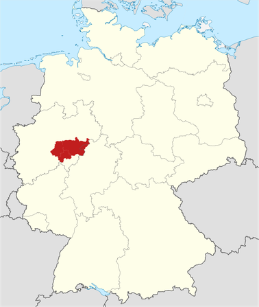 Karte von TUBS, Wikipedia