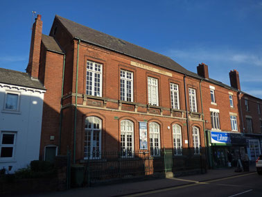 Harborne Library - image by Elliot Brown on Flickr used under Creative Commons licence Attribution-NonCommercial-ShareAlike 2.0 Generic (CC BY-NC-SA 2.0)