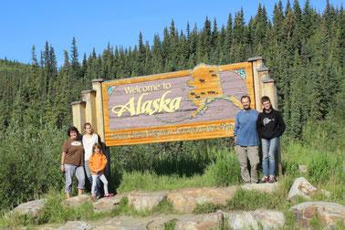 Retour en Alaska