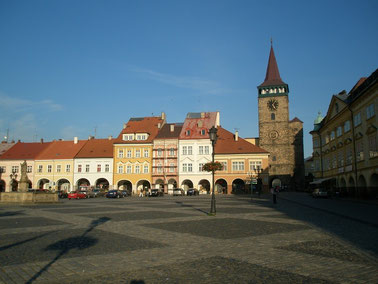 Stadt Jičín