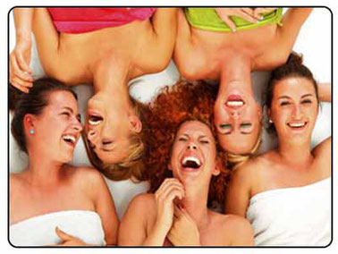 hacer una fiesta make up con mis amigas