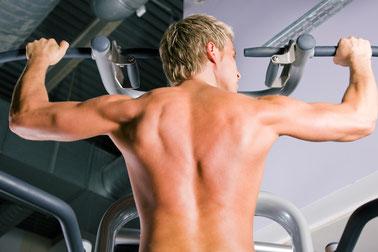 Rückenübung - Activity Fitness Germersheim