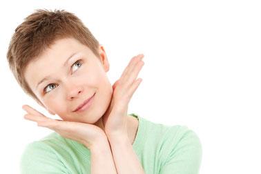Schöne Haut mit Anti-Aging