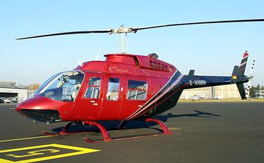 Hubschrauber Rundflug Charter - Flughafen Stuttgart