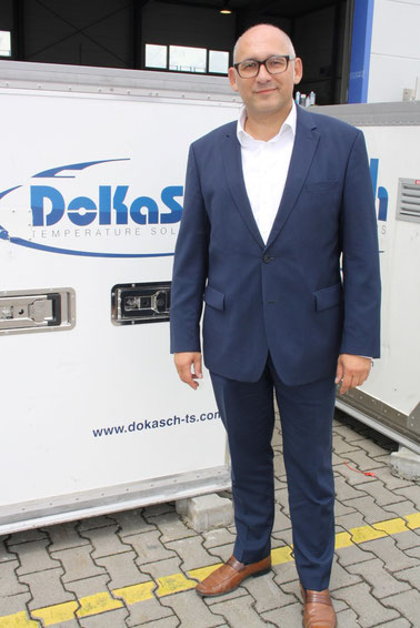 Andreas Seitz, MD DoKaSch Temperature Solutions GmbH  -  photo: hs