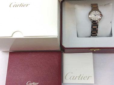 Cartier カルティエ バロンブルー