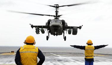 Ka-52 K © Russian Helicopters