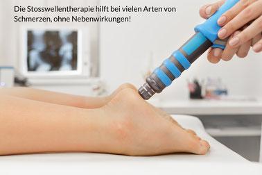 Stosswellentherapie Basel: Physiotherapie Santewell Basel gegen Entzündungen, fersensporn, Tennisellbogen, ISG-Syndrom, Bandscheibenprobleme, Kopfschmerzen