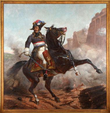 Thomas Alexandre Davy de La Pailleterie, dit le Général Dumas.