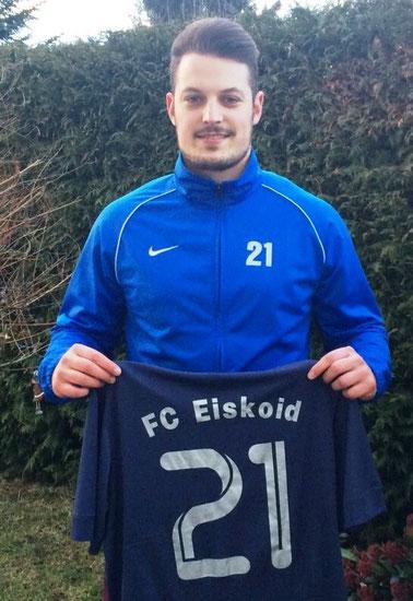 Sportliches Wiedersehen: 2013 traf Mario Ianni in 16 Spielen 17 Mal für St. Fouli. Seit 2014 spielt er für den FC Eiskoid.