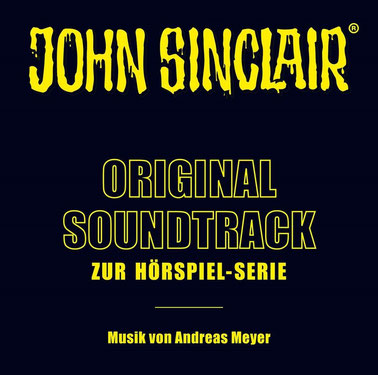 CD-Cover John Sinclair Soundtrack