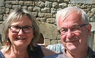 Sylvie et André vous accueillent dans leur chambres d'hôtes au coeur du Gévaudan