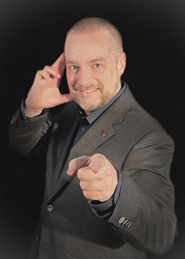 Patrick Kress Mentalmagier & Zauberer