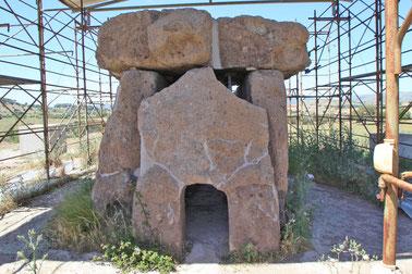Dolmen Sardinien Archäologie