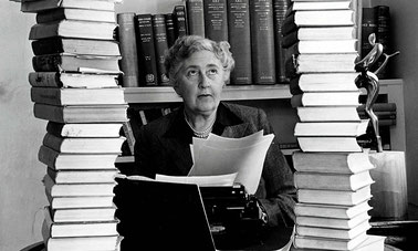 Agatha Christie, la Dama del Crim