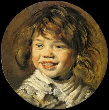 フランス・ハルス 笑う少年