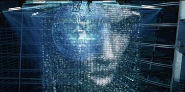 Bischen pixelig der Herr Supercomputer ...