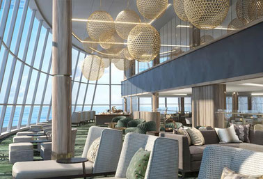 Observation-Lounge // © Norwegian Cruise Line