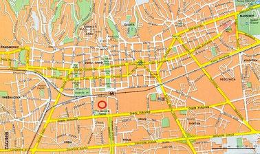 Апартамент в центре Загреба