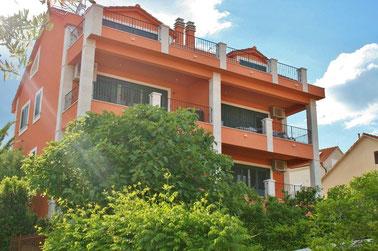 Апартаменты люкс, Чиово, Трогир, отдых с детьми, семейный отдых