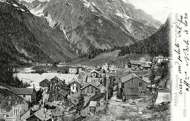Verlag Alterocca Terni Italien,gestempelt 25.06.1905