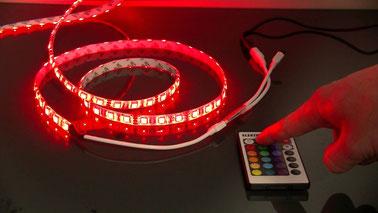 набор светодиодной ленты