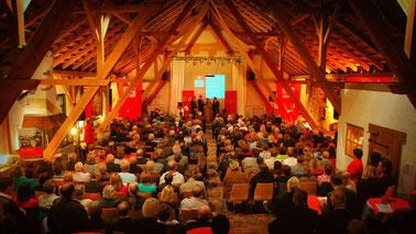 Präsentationen Gut Aichet Veranstaltungsort Landkreis Passau