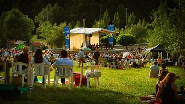 Konzert Gut Aichet Veranstaltungsort Landkreis Passau