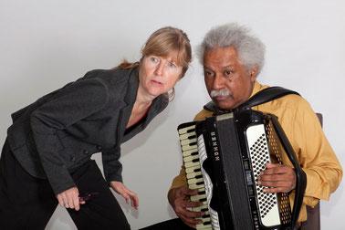 Ann-Britta Dohle und René Madrid