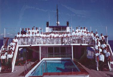 Caledonian Star, Salen Lindblad Expetition Cruises, 1993