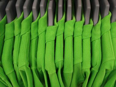 Ziel: Textilien kommerziell anbieten.