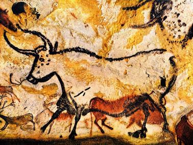 La magie des peintures rupestres, 20mn de la Maison de Léopold