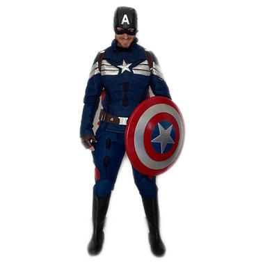 mascotte capitan america avengers