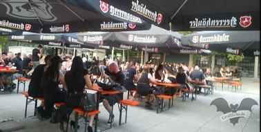 Black Summer Lounge Part 2, Hannover,  8. August 2020 / Foto: Darkiness