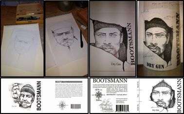 Entwürfe zum BOOTSMANN